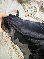 Cerruti 1880 selyem sál kék