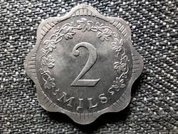 Málta 2 mil 1972 (id48740)