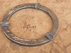 Antik ezüst hamutál tető