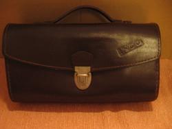 Bőr kis táska lengyel INCO vérnyomásmérőé volt