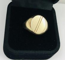 Ovál fejű pecsétgyűrű (v.h.19170)