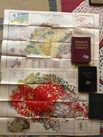 Igazságot Magyarországnak - két szép térképpel!!! 1928!!!
