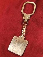Ezüst kulcstartó (080731)