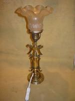 Antik szecessziós hajó lámpa 190412/001