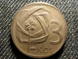 Csehszlovákia 3 Korona 1966 (id26100)