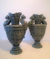 Wilhelm Schiller & Son váza pár