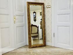 Antik öltöző tükör 153x61cm