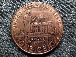 USA Lincoln szakmai élete 1 Cent 2009 D (id48729)