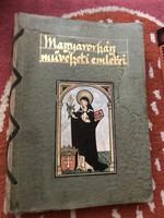 Divald Kornél Magyarország Művészeti Emlékei 1927-es kiadása.
