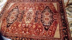 Mokett selyem szőnyeg