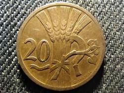 Csehszlovákia 20 heller 1928 (id25874)