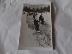 Téli képeslap