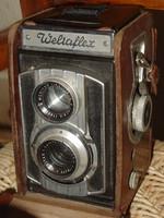 WELTAFLEX FOTÓ FÉNYKÉPEZŐGÉP 1955-56
