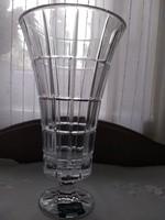 Mikasa kristály váza