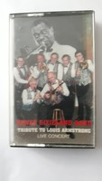 Benkó Dixieland Band magnókazetta.