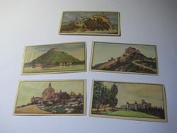 Képes Magyar Történelem ,Irodalom és Művészet  beragasztható album képei  1930