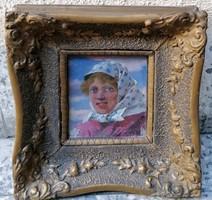 Pállya Celesztin (1864-1948) Női fej