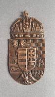 Bronz címer