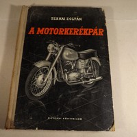 Trenai Zoltán   A motorkerékpár