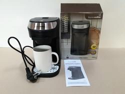 Műanyag filteres kávéfőző Express coffee