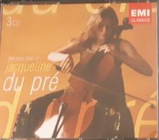 THE VERY BEST OF JACQUELINE DU PRÉ   CSELLÓ    3 CD
