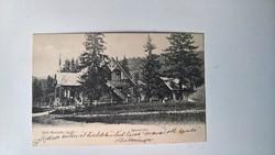Bad Borszék fürdő 1908
