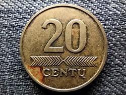 Litvánia 20 cent 2007 (id48953)