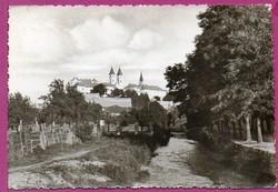 *C - - - 055  Magyar tájak városok:  Veszprém