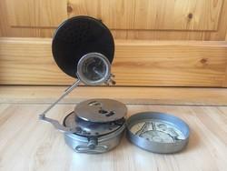 Antik Svájci Vadász mikiphone lemezjátszó gramofon fonográf 1920-as évekből
