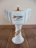 Hollóházi Forma 1-es trófea