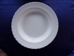 32 Cm dia. Serving bowls with French faces to pieces