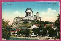 *C - - - 041  Magyarország régi képeken: Esztergom  1918