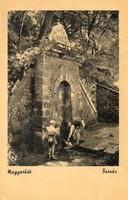 *C---070  Eredeti (nem reprint!) 60 filléres futott képeslapok: Magyarkút