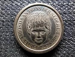 Hollandia Királyi család fantázia érmek Pieter Christiaan herceg 5 Cent (id48597)