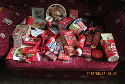 Coca-cola hatalmas gyűjtemény