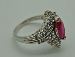 Ezüst gyűrű - gyönyörű hibátlan darab