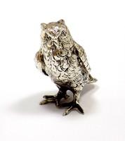 Ezüst bagoly figura (ZAl-R67590)