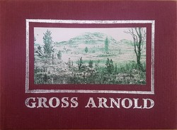 Gross Arnold album, aláírt, sorszámozott