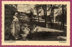 *C - - - 045  Magyarország régi képeken: Parád-Gyógyfürdő (Weinstock fotó)
