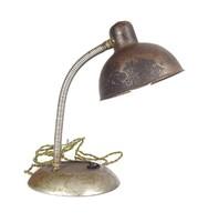 0Y057 Retro Bauhaus design asztali lámpa