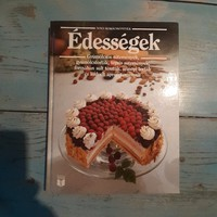 """Nova szakácskönyv """"Édességek """""""