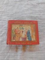 Hock János: Képes biblia 1900