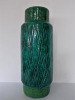 Türkiz váza, retro szépség 1974