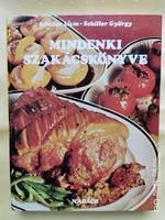 Mindenki szakácskönyve - Schiller Lívia és Schiller György