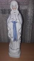 Porcelán Madonna szobor , nagy méret!!