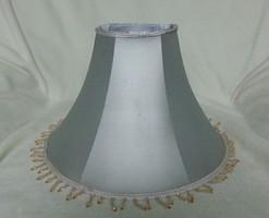 Retro nagy szürke lámpaernyő