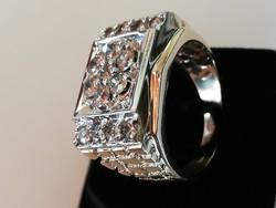 Férfi arany gyűrű (14k)