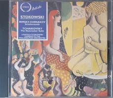LEOPOLD STOKOWSKI DIRIGÁL   A RUSSIAN CONCERT    CD   RITKA !