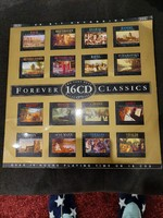 Forever Classics 16 db-os CD gyűjtemény