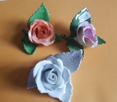 3 db Herendi rózsa